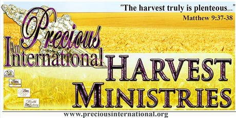 IAP Harvest Sunday Glory Service tickets