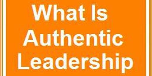 WOMEN LEADERS: Authentic Leadership Skills Development