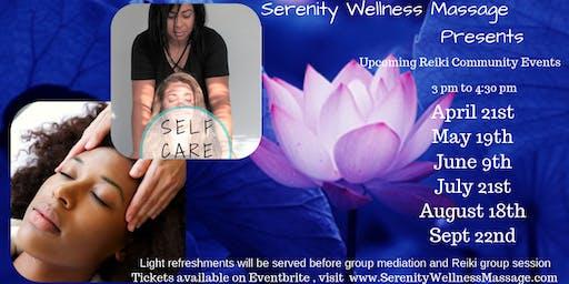 Reiki and Sound Healing Circle