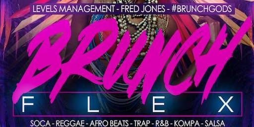 #BRUNCHFLEX Part 3 - Brunch & Day Party - SOCA REGGAE AFROBEATS KOMPA SALSA & TRAP
