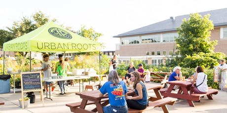 Urban Roots Pizza Farm with Roots for the Home Team & Saint Dinette tickets