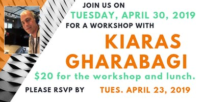 Dr. Kiaras Gharabagi Workshop  - $20 admission agencies will be invoiced