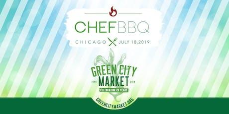 2019 Green City Market Chef BBQ tickets