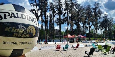 Blue Chair Bay Rum Summer Heat Event Beach Volleyball Tournament