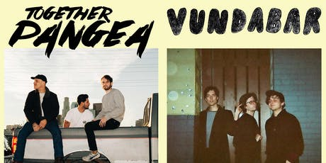together PANGEA / Vundabar - Summer Tour 2019 @ GAMH   w/ Dehd tickets