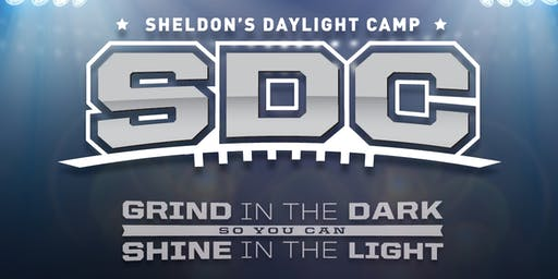FREE: Sheldon's Daylight Camp 2019