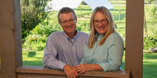 Loving God's Creation: Farming with Purpose Featuring Kriss and Shannon Marion