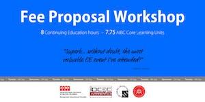 Vancouver Fee Proposal Workshop