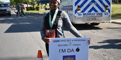 6th Annual Tear Drop Half Marathon, 10K & 5K