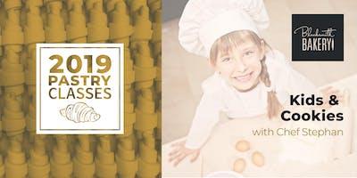 Kids & Cookies with Chef Nina Hobbis