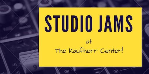 VO JAM - Studio Jams at the Kaufherr Center!