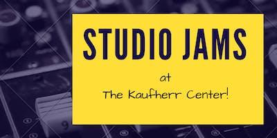 ON CAM JAM - Studio Jams at the Kaufherr Center!