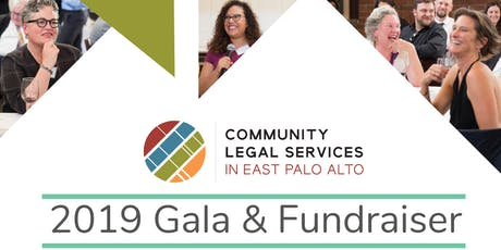 Community Legal Services in East Palo Alto Annual Gala and Fundraiser 2019 tickets