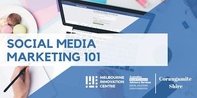 Social Media Marketing 101 - Corangamite
