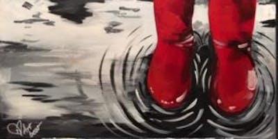 Beginner Paint Date with Sue Hanlon
