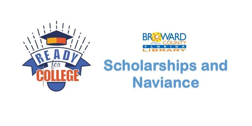 Scholarships and Naviance @ Hallandale Beach Library