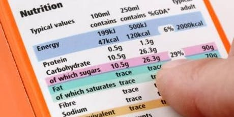 Food Labelling 101 - A Comprehensive 2 Day Course tickets
