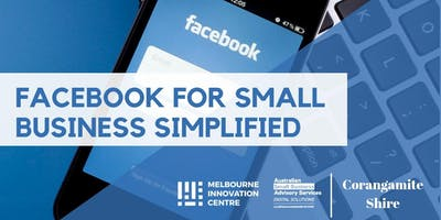 Facebook for Small Business Simplified - Corangami