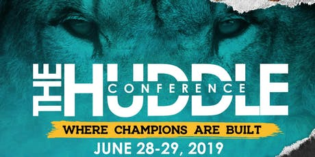 The Huddle Conference tickets