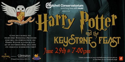Harry Potter & The Keystone Feast