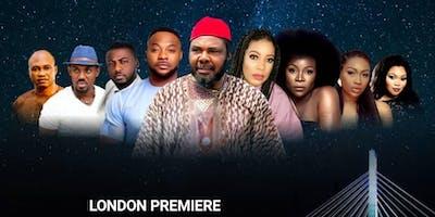 Night Bus To Lagos, The London Premiere