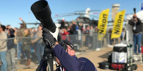 Alliance Airshow: VIP Photo Chalet (Saturday Oct. 19th) tickets