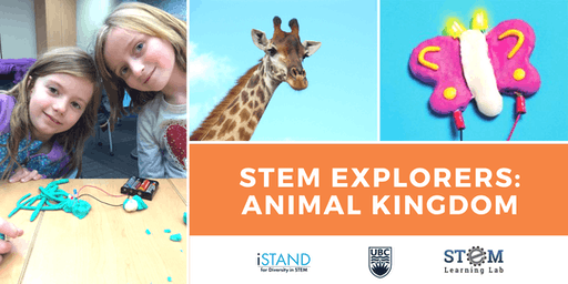 KELOWNA: STEM Explorers - Animal Kingdom (Summer Camp - Gr. 1-3) 2019