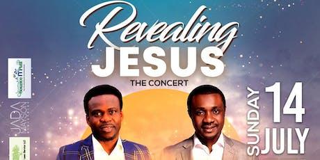 "REVEALING JESUS ""The Concert"" tickets"
