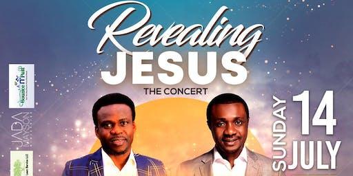 "REVEALING JESUS ""The Concert"""