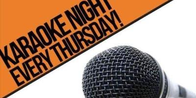 Karaoke Thursdays at The Hidden Still