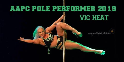 AAPC Pole Performer 2019 - Vic Heat
