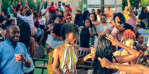 AfroCode MIAMI | HipHop; AfroBeats; Soca Day Party {SATURDAYS}