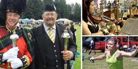 2019 Portland Highland Games tickets
