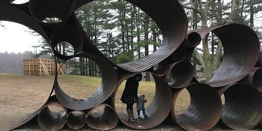 Outdoor Sculpture Tour at deCordova for Parents
