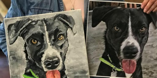 Paint Your Pet at Art Central - JUNE!