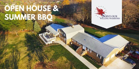 Open House & Summer BBQ - Warrior Retreat at Bull Run tickets