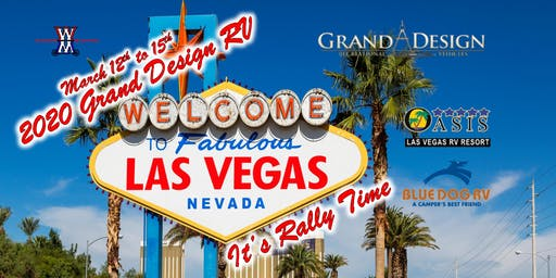 Las Vegas Rv Show 2020.2020 Grand Design Rv S Las Vegas Rally Registration Thu