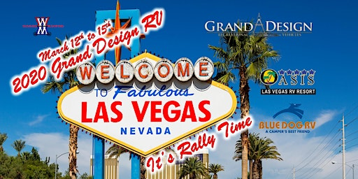 2020 Grand Design RV's Las Vegas Rally