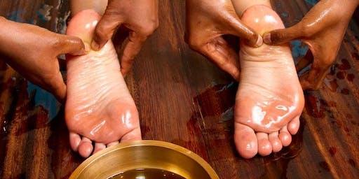 Ayurvedic Foot Massage Workshop