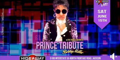 "Prince Tribute ""The Purple Madness"" at The Hideaway"