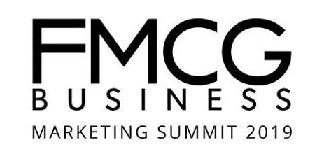 FMCG Business Marketing Summit 2019 tickets