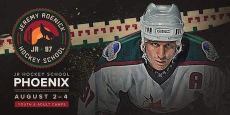 Jeremy Roenick Hockey School - Adult School - Phoenix 2019 tickets