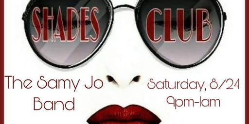 The Samy Jo Band @ Shades Club