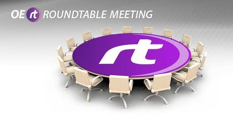 OERt Roundtable   Learning at Work tickets