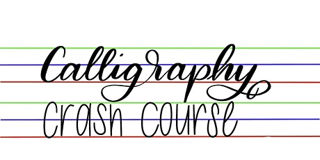 Calligraphy Crash Course tickets