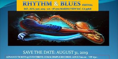SACRAMENTO NAACP RYTHMN & BLUES FESTIVAL