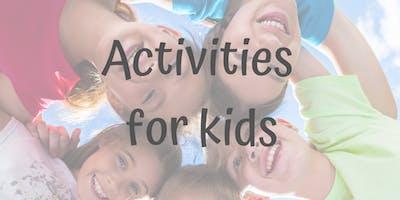 Activities Program for Children