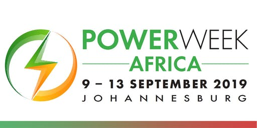 POWER WEEK AFRICA Conference 2019