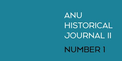 Launch of ANU Historical Journal II