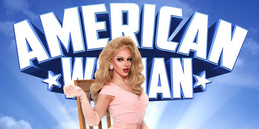 Miz Cracker One Woman Show - American Woman - Brisbane